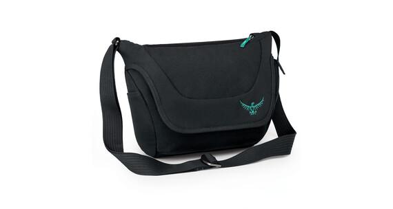 Osprey Flap Jill Micro - Sac bandoulière Femme - noir